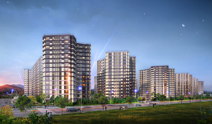 수원 아이파크 시티 4차 1,596가구 분양:경기IN (정론의 오직 한 길)